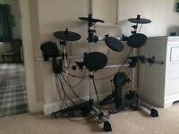 Electric Drum kit excellent condition £150