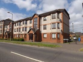 Immediately Available: Bright, Modern, Spacious 2 Bedroom Flat for Rent, New Carron area