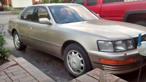 1993 Lexus LS Sedan