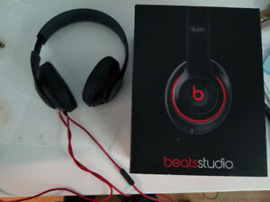 Beats headphones (over ear)