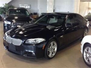 2011 BMW 5-Series 550i xDrive, M-SPORT