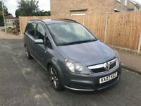 2007 VAUXHALL ZAFIRA**BREAKING ONLY**