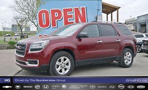 2016 GMC Acadia SLE2 LOW KM| DUAL ROOF| AWD|REMOTE START|