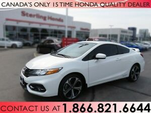 2015 Honda Civic Si | NO ACCIDENTS | 1 OWNER | LOW KM'S