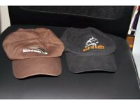 Mistral carp fishing tee shirts and baseball caps