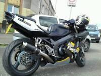 Kawasaki zx7r 10k miles! Sale swap car