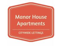 1 bedroom flat in Manor Building Apartments