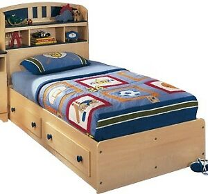 Dream Bed for Dorm or Small Bedroom