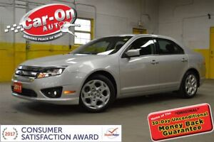 2011 Ford Fusion SE AUTO A/C PWR GRP REMOTE START ONLY 8,400 KMs