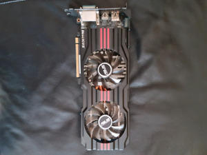 Asus hd 7850 2gb DirectCUII