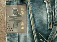 Mish mash jeans