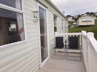 Deluxe 2bedroom caravan for hire at Haven Craig Tara not haggerston castle, berwick or sandylands