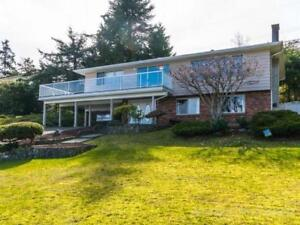 $2300 / 4br - 2349ft2 - Ocean view house for rent (North Nanaim