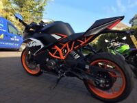 KTM RC 125cc, open to offers.
