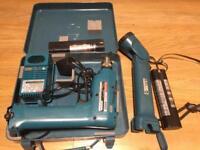 Marita cordless drill 9.6v Ni-Cd battery
