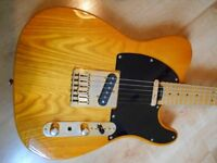 Levinson Blade Delta T2 (Telecaster style guitar)