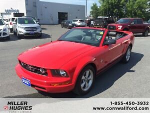 2007 Ford Mustang -