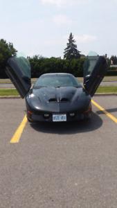 1996 firebird LT1 V8 5.7L RAM AIR / lambo doors