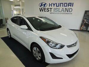 2016 Hyundai Elantra L+ 56$/semaine