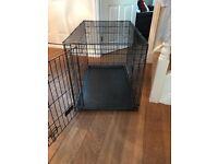Dog cage , large