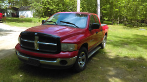 2002 Dodge Ram 1500 as is