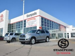 2014 Toyota Sequoia 4WD 4DR PLATINUM  - Certified