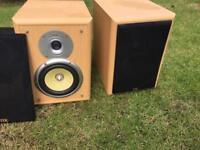 TDL nucleus kv1 speakers