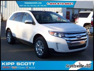 2011 Ford Edge Limited, Leather, Nav, Sunroof, Blind Spot Info