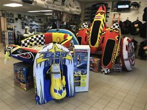BOATING TUBES & ACCESSORIES! *CLEARANCE SALE*