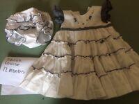 Sarah Louise's dresses size 12 months
