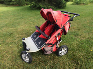 Valco Baby Trimode Runabout Double Stroller