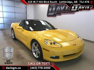 Used 2005 Chevrolet Corvette- Heated Leather, 6 Speed Manual, Ma