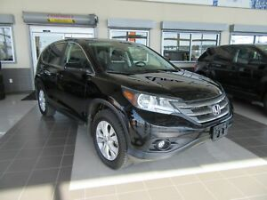 2013 Honda CR-V EX-L LEATHER, SUNROOF, BACK-UP CAMERA