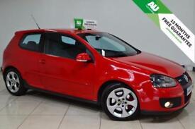 VOLKSWAGEN GOLF 2.0 GTI 3d 197 BHP (red) 2006