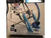 Reduced price - Tacx Blue Matic T2650 Smart Turbo Trainer