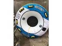 Jobe ring jet ski boat towable