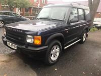 Land Rover Discovery 2.5 Diesel TD5 GS 7 seater