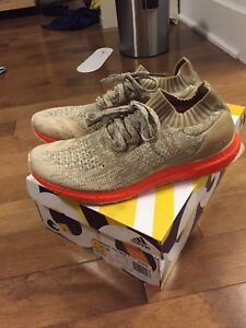 Ultraboost Uncaged Trace Cargo size 9