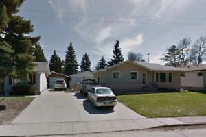 3 plus 1 bdrm bungalow for rent