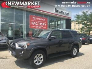 2016 Toyota 4Runner SR5  - Certified - $125.55 /Week