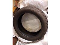 Michelin winter tyres x 4