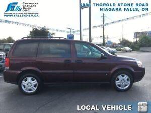 2009 Chevrolet Uplander LS  ONE OWNER, ACCIDENT FREE