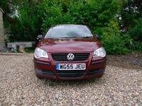VW Polo E 55 1.2 Litre, 3 door, Petrol, Manual 93000 miles