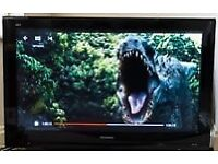 "50"" PANASONIC TV FREEVIEW HDMI CAN DELIVER."