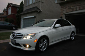 2008 Mercedes-Benz C300 - 2nd Owner + Full Maintenance History