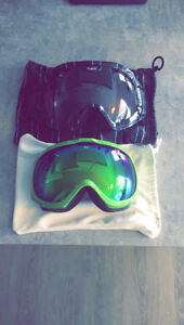 Pair of Snowboard Goggles at a Discount