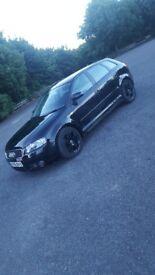 Audi a3 sline upgraded PLEASE READ