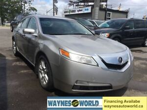 2009 Acura TL w/Nav Pkg ***LOADED**
