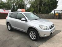 Late 2009 Toyota RAV 4 2.2 D4D Diesel **Full History** *FINANCE AND WARRANTY* (qashqai,crv,tuscon)