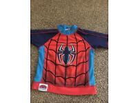 UV Spider-Man Top